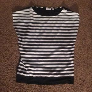 NY and Company large stretch blouse
